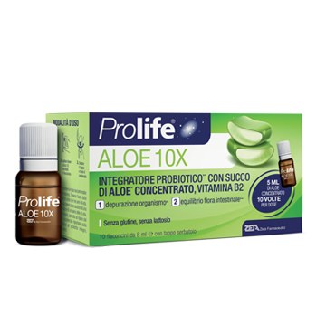 Prolife Aloe 10X